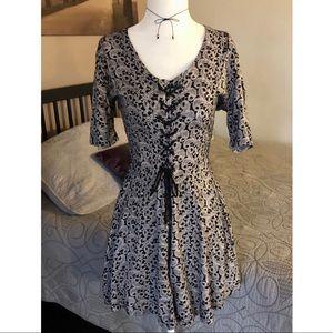 Vintage 90s corseted Babydoll dress 🤤